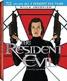 Resident Evil/Resident Evil: Afterlife/Resident Ev [Blu-ray] [Import]