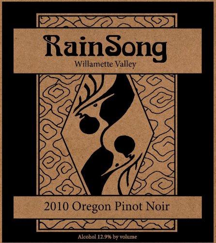 2010 Rainsong Vineyard Estate Pinot Noir 750 Ml