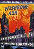 Wishbone Ash: Almighty Blues - London & Beyond