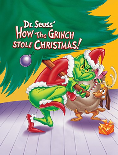 Grinch Stealing Christmas Tree