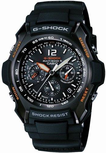 CASIO (カシオ) 腕時計 G-SHOCK タフソーラー 電波時計 MULTIBAND6 GW-2000B-1AJF