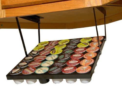 Under Cabinet K-cup Holder - 24 count