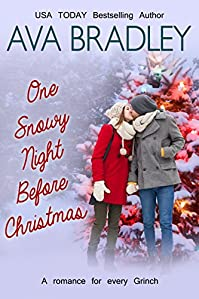 One Snowy Night Before Christmas by Ava Bradley ebook deal