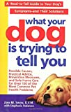 What Your Dog Is Trying to Tell You: A Head-To-Tail Guide Dog's Symptoms-And Their Solutions (0312182147) by Simon, John