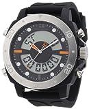 Boss Orange Gents Rubber Strap Watch 1512678