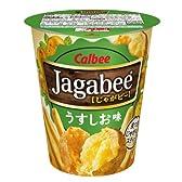 カルビー ジャガビー うす塩味 40g 12個セット