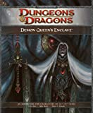 img - for Demon Queen's Enclave: Adventure P2 for 4th Edition Dungeons & Dragons (D&D Adventure) book / textbook / text book
