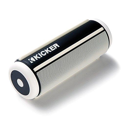 Kicker 41KPWW Portable Bluetooth Speaker