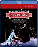 Tchaikovsky:  Nutcracker – featuring the San Francisco Ballet