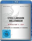 Stieg Larsson - Millennium Box [Blu-ray] [Director's Cut]