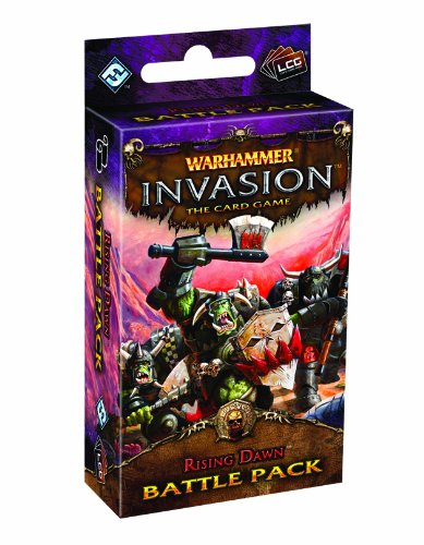 Warhammer Invasion LCG: Rising Dawn Battle Pack