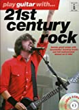 Play Guitar With... 21St Century Rock Tab Book/2Cd: Guitar TAB Edition
