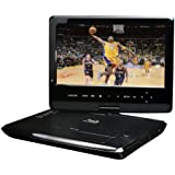 Azend Group Corp BDP-M1061 Maxmade Portable 10-Inch Blu-Ray DISC/DVD Player (Black)