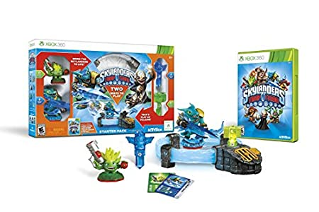 Skylanders Trap Team Starter Pack - Xbox 360