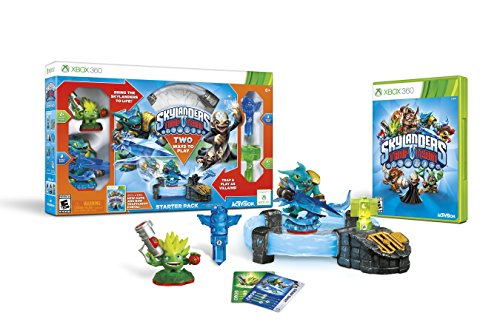 Skylanders Trap Team Starter Pack - Xbox 360 back-270269