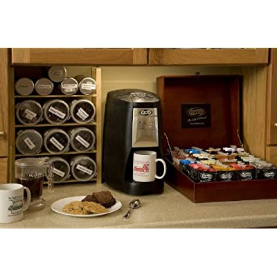 Flavia One Cup Coffee Maker : Amazon.com: Flavia Coffee Maker Sb100: Drip Coffeemakers: Kitchen & Dining