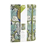 V&A Voysey Owls Lined Journal