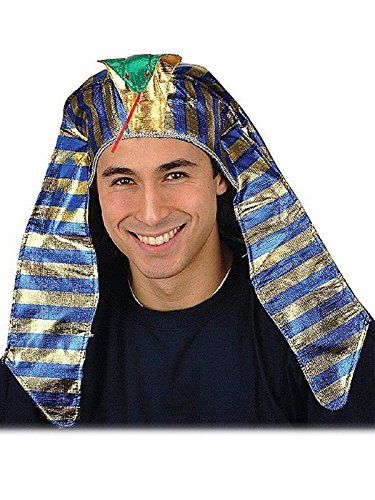 [Men's Pharaoh Headdress] (Pharaoh Headdress)