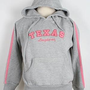 Buy Texas Longhorns Ladies Colosseum Sorority Hoody by SportShack INC
