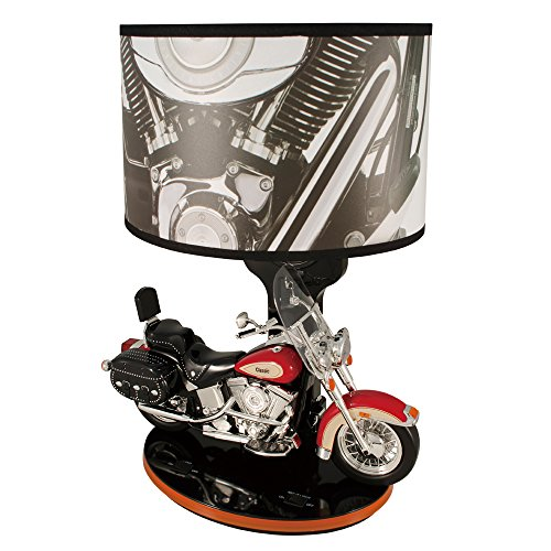 Wowwr Wow! Works 730609 Classic Motorcycle Lamp
