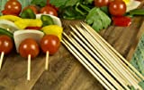 Fox Run Brands Bamboo Skewers, 6-Inch