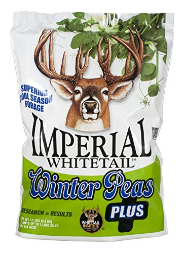 Whitetail Institute Winter Peas Plus (Imperial Food Plot Seed compare prices)