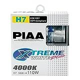 PIAA 17655 XTREME Cool Blue White Plus Light H7 12V...