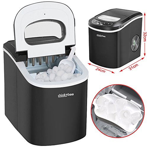 ... Top Ice Machine - Counter Simple Model, 12kg of ice output in 24 hours