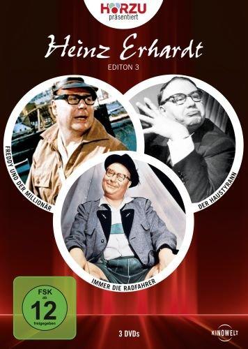 Hörzu präsentiert Heinz Erhardt - Edition 3 [3 DVDs]