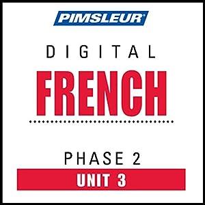 French Phase 2, Unit 03 Audiobook