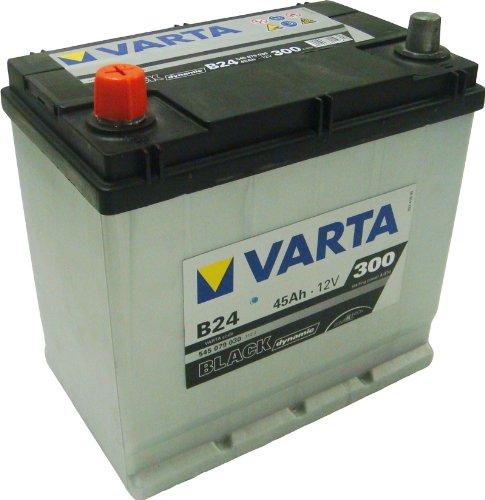 VARTA BLACK DYNAMIC AUTOBATTERIE B24 12V 45AH