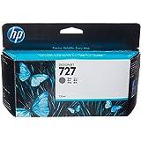 HP HEWB3P24A 727 Ink Cartridge, Gray Standard Yield