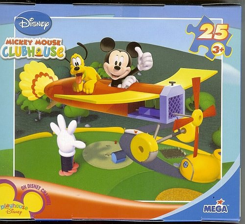 Cheap Mega Mickey Mouse Clubhouse Mickey in Airplane (B0026E621E)
