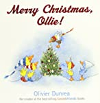 Merry Christmas, Ollie board book