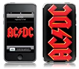 MusicSkins AC/DC - Black Ice for Apple iPod touch (2nd/3rd Generation)