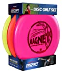 Discraft Beginner Disc Golf Set, 3-Pack