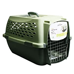 Petmate Kennel Cab Intm Moss Bank Coffee Grnds S