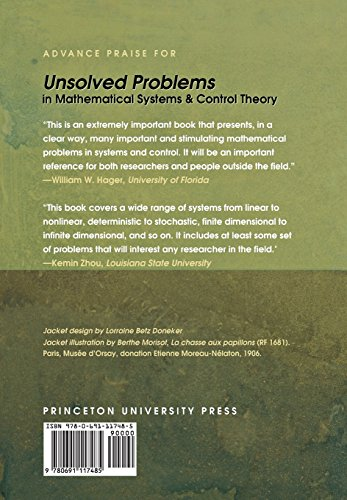 Unsolved Problems in Mathematical Systems and Control Theory