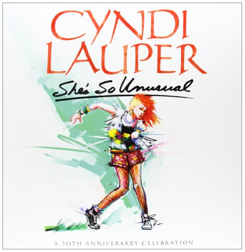 Cyndi Lauper - She So Unusual - Zortam Music