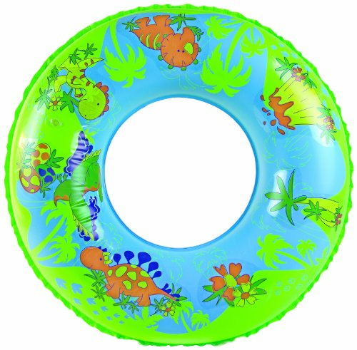 Poolmaster 81260 Design-O-Saurus Tube with Stickers