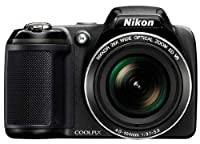 Nikon Coolpix L320 16.1MP Digital Camera with 26x Optical Zoom - BLACK from EB:Nikon
