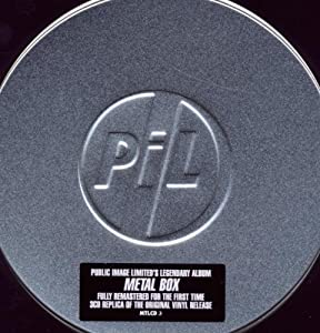 Pil. Metal Box
