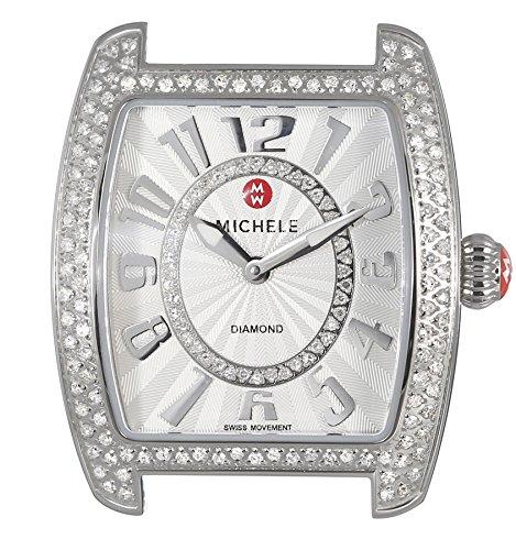 MICHELE-Womens-MW02A01A2991-Urban-Mini-Analog-Display-Swiss-Quartz-Silver-Watch-Head