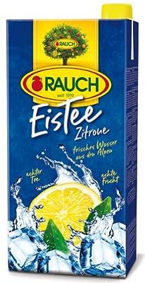 Rauch Eistee Zitrone, Tetra - 2L - 6x von Rauch - Gewürze Shop