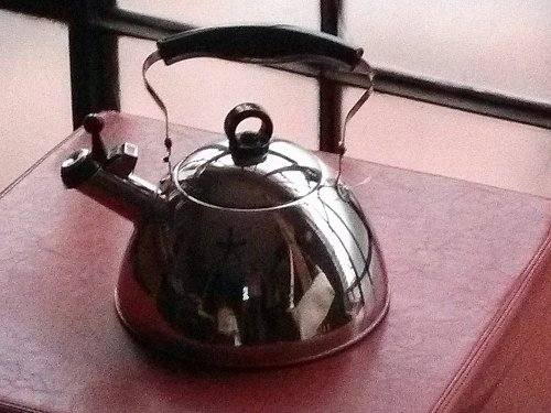 Travel Tea Kettle