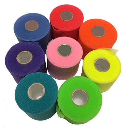 mueller-rainbow-pack-of-sports-pre-wrap-8-colors30-yardsrainbow