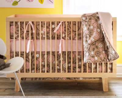 Round Crib Bedding Discount Dwellstudio Baby Crib Set Garden Blossom
