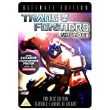 Transformers The Movie - The Ultimate Edition (2 discs) Limited Edition Steelbook and poster
