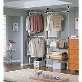 suchergebnis auf f r begehbarer kleiderschrank. Black Bedroom Furniture Sets. Home Design Ideas