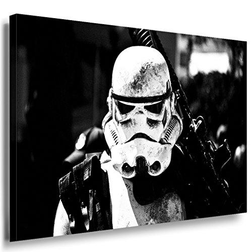 Star Wars Stormtrooper Leinwandbild LaraArt Bilder...